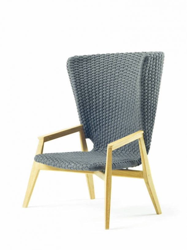 Knit, arredi outdoor by Ethimo
