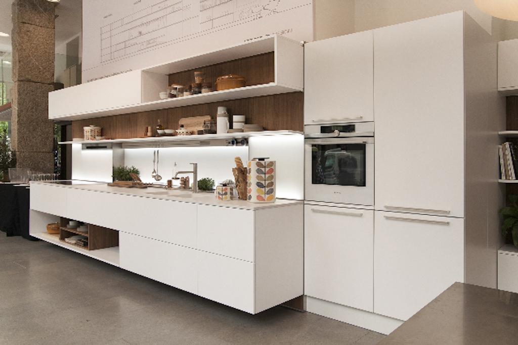 Innovazione in cucina design street for Cucina arredi genova