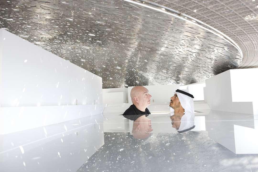 Museo Louvre di Abu Dhabi