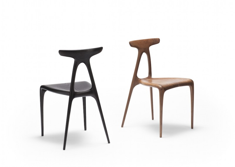 Alpha Chair by Made in Ratio