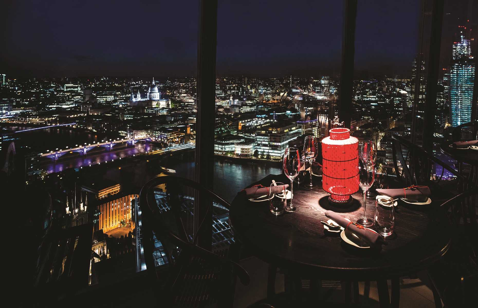 HUTONG SHARD LONDON