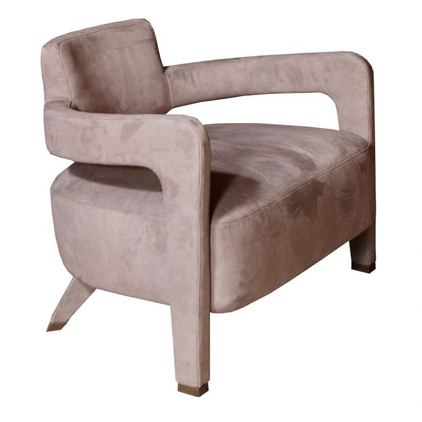 Jackie armchair by Nube