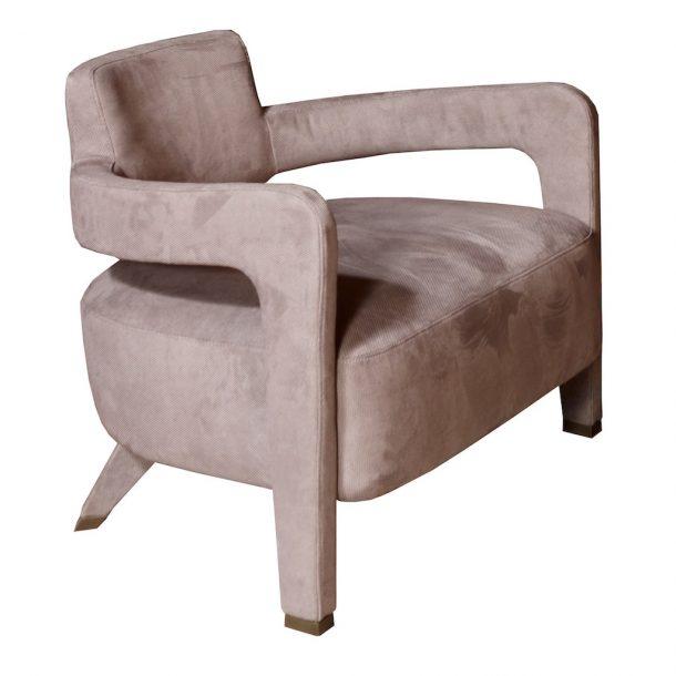 Jackie armchair by Nube