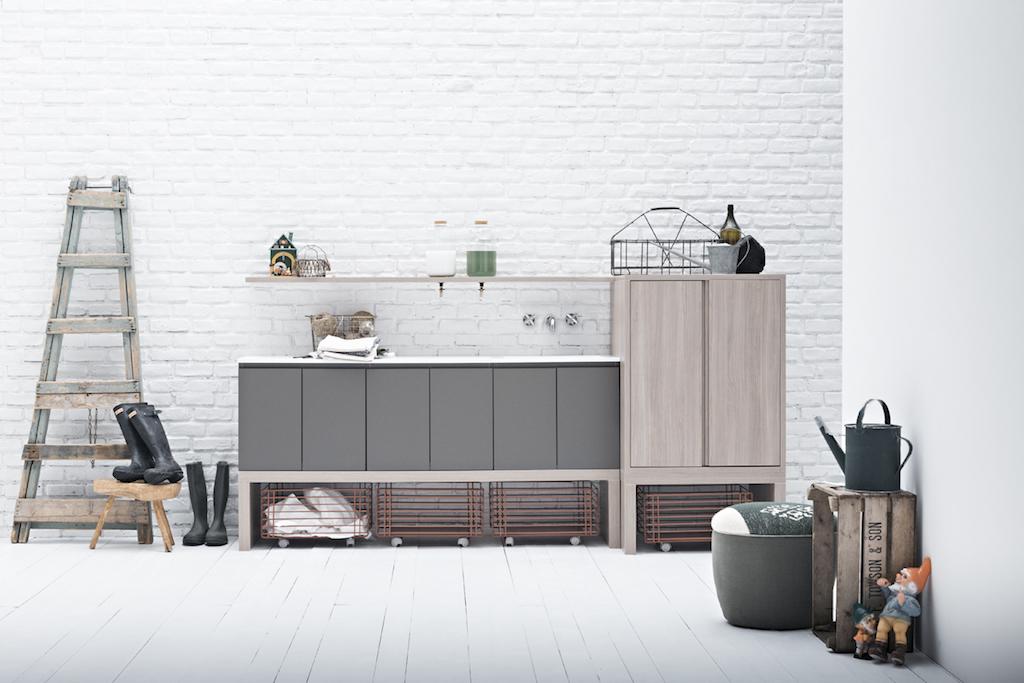 Mobili per lavanderia birex design casa creativa e - Mobili per lavanderia di casa ...