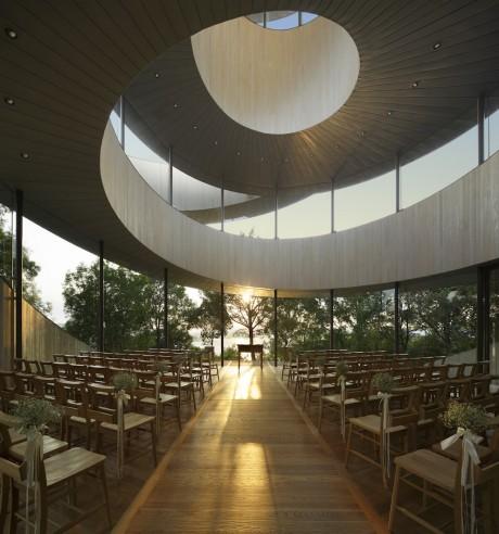 ribbon chapel cappella per matrimoni