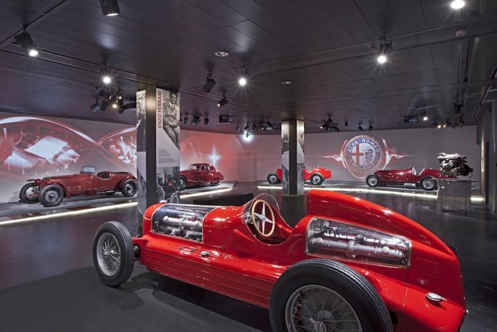 museo alfa romeo di arese