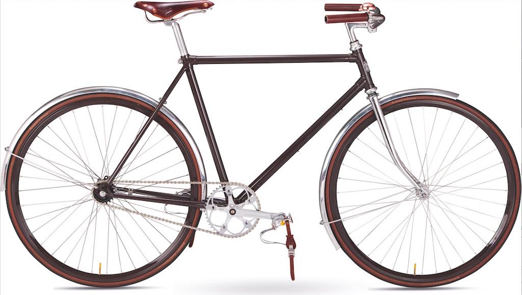 Dalla Danimarca Una Bicicletta Di Design