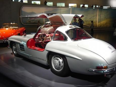 Mercedes car museum