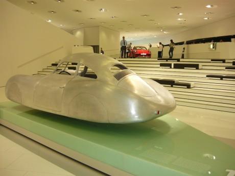 Porsche car museum
