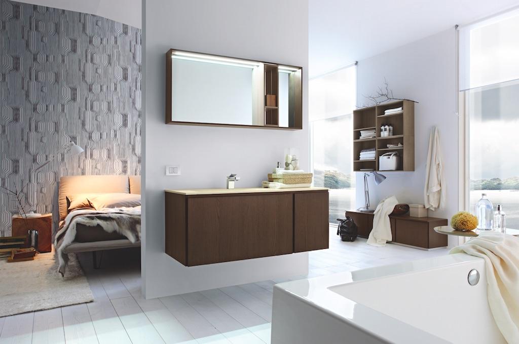 Bagno Design Scandinavo : Lo stile scandinavo entra nella stanza da bagno