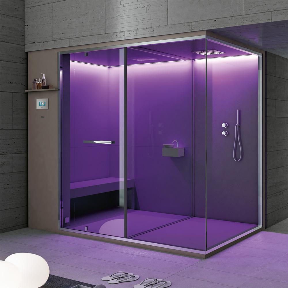 Vi piacerebbe l 39 idea di una spa in casa - Benefici bagno turco ...
