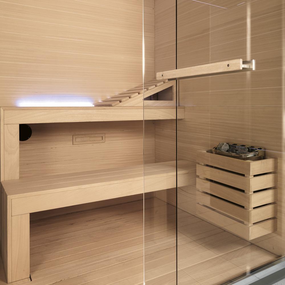 Vi piacerebbe l 39 idea di una spa in casa for Costo della costruzione di una sauna domestica