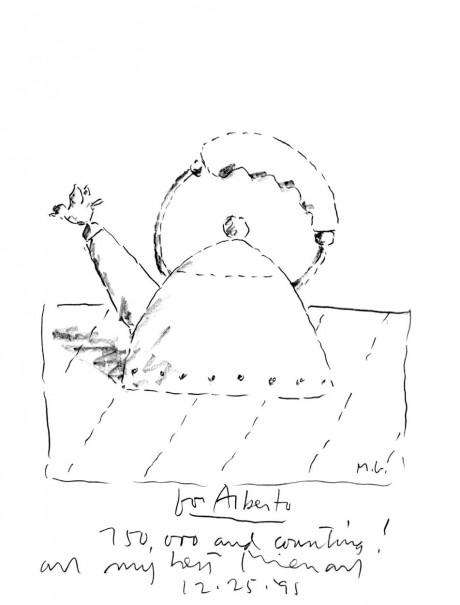 Il bollitore con fischietto di Michael Graves per Alessi