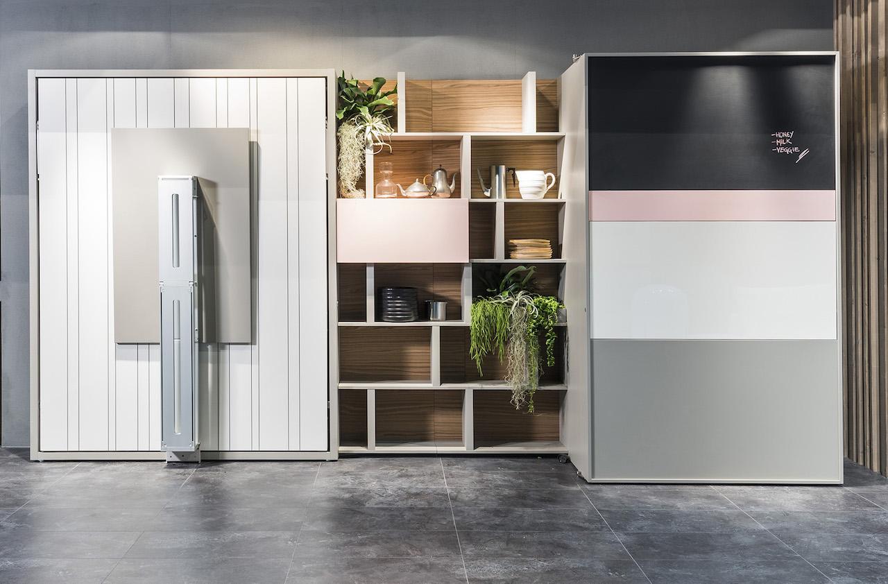 Kitchen box la cucina monoblocco per piccoli spazi