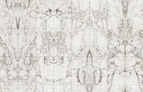 carte da parati di design effetto marmo
