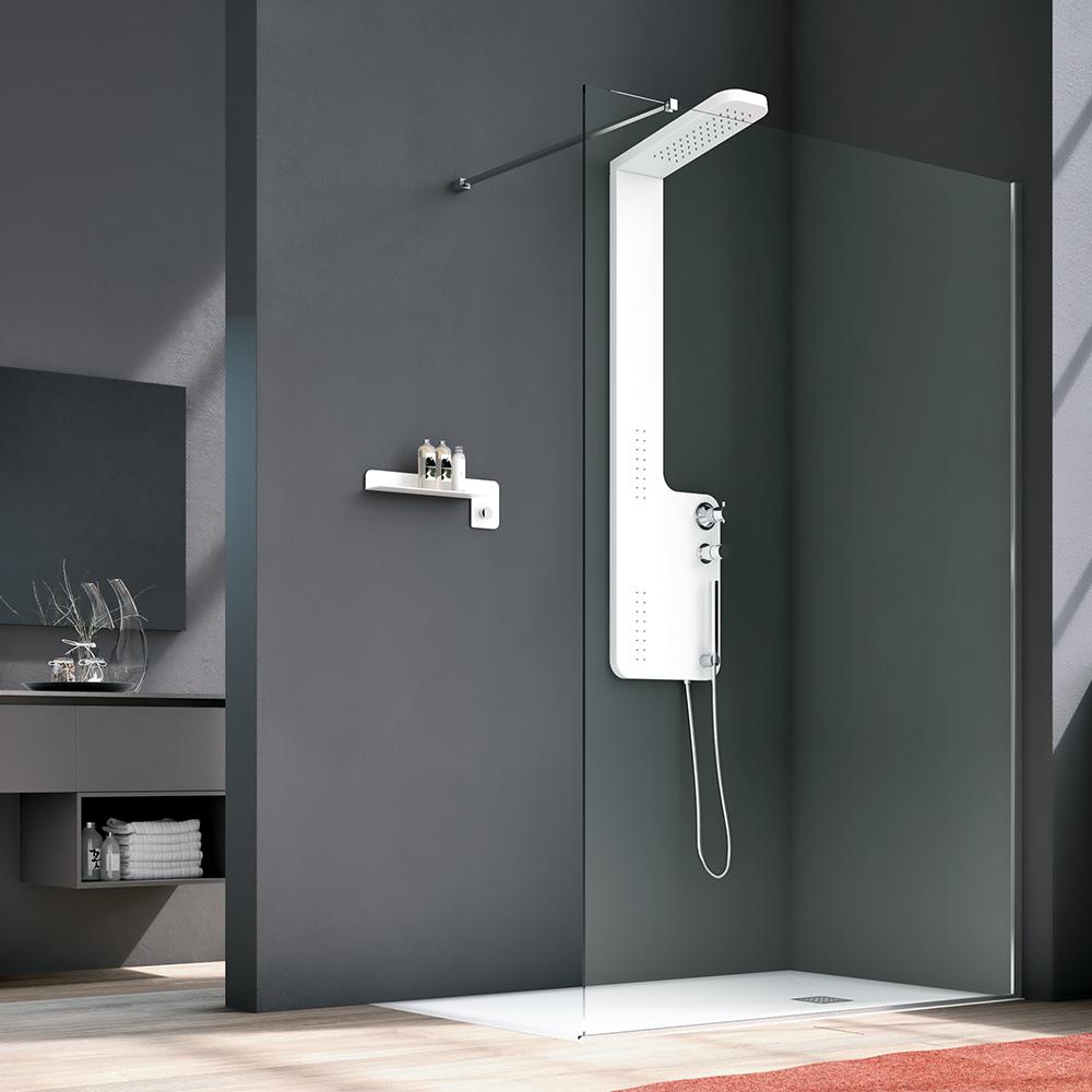 L evoluzione del design nel box doccia for Doccia design