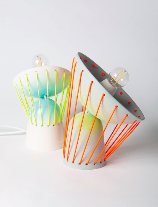 marta bordes elastic lights