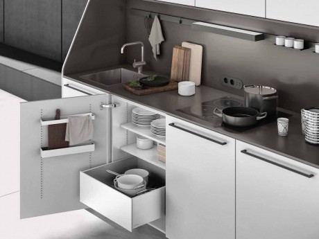 Siematic 29 buffet kitchen
