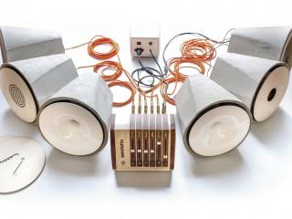 Sestetto, audio system