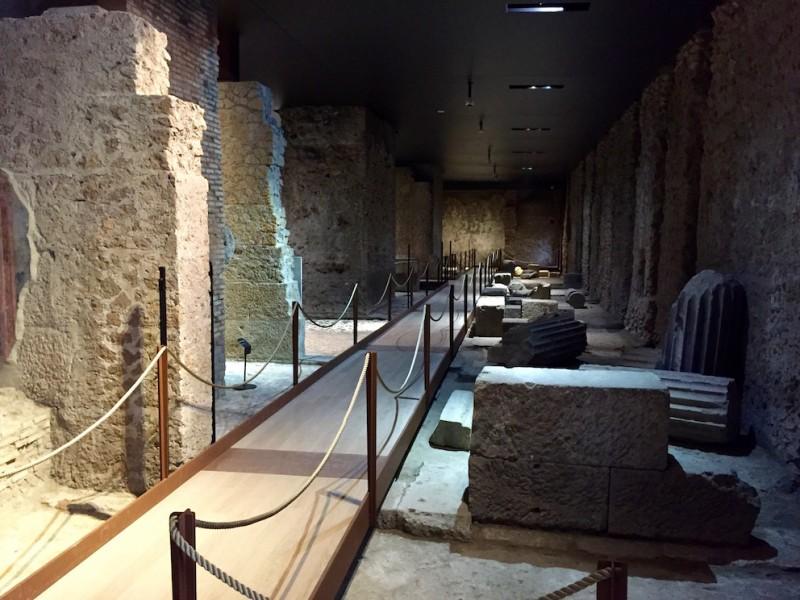 La Domus Augustea a Roma