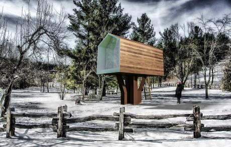 Newnest: La casa sull'albero