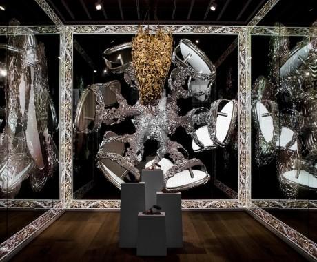 Barroca: Una mostra e una capsule collection dei Fratelli Campana per Melissa
