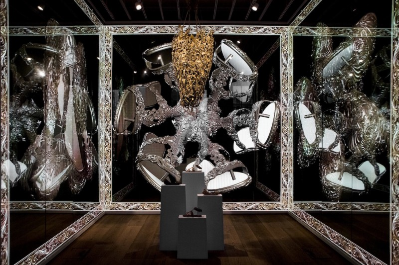 Barroca, la mostra dei Fratelli Campana at Galeria Melissa London
