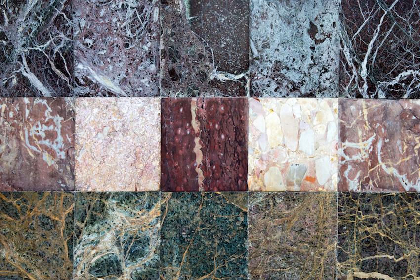 Marmi piastrelle pietre naturali come rivestire le superfici - Piastrelle di marmo ...