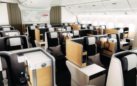 Boeing 777 Swiss