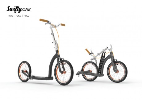 monopattino Swift One by Swifty Scooters