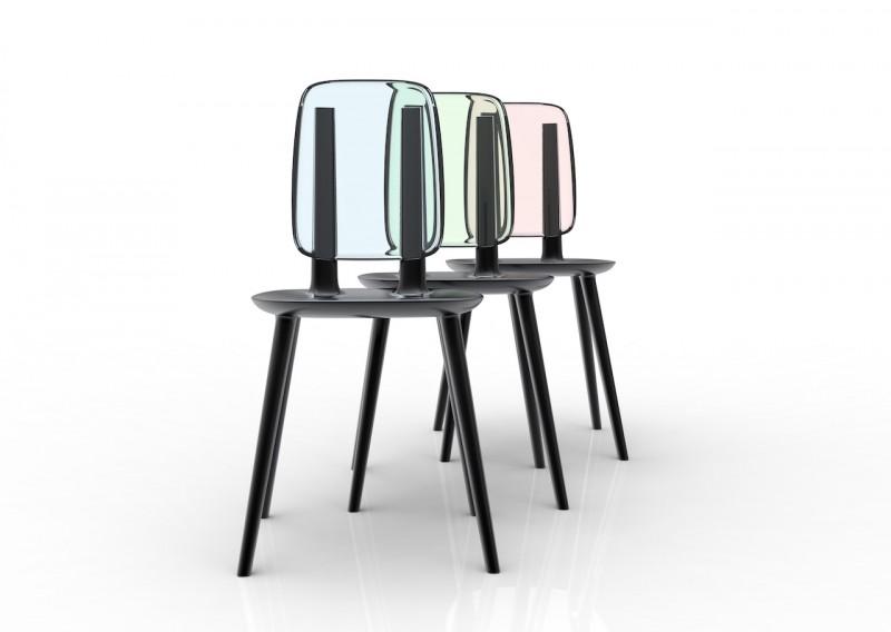 Tabu chair, Alias