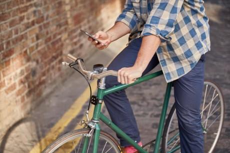 Beeline, il navigatore per bicicletta