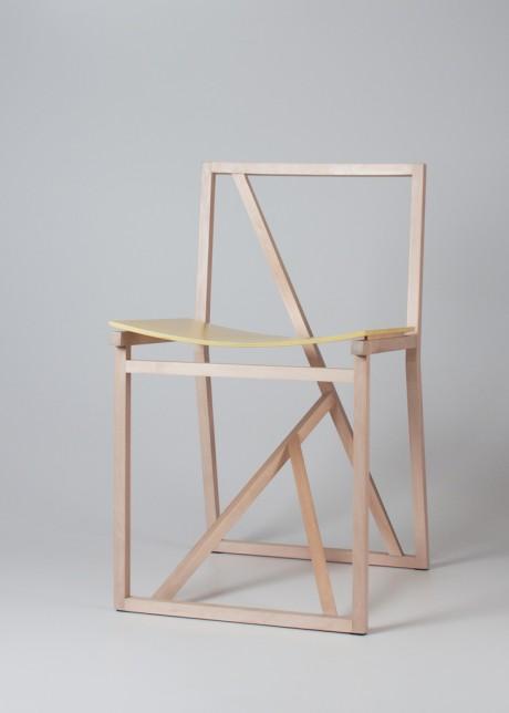 Branch, la sedia dalla struttura intrecciata