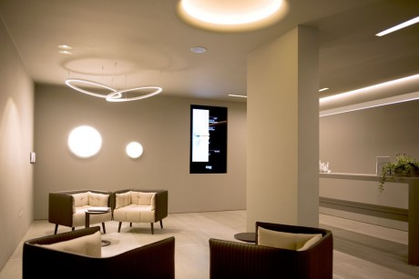 Linea light Group lighting design