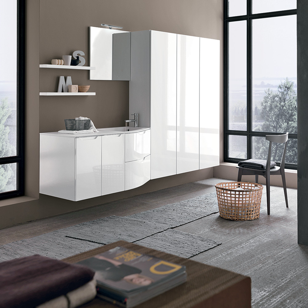 Come creare uno spazio lavanderia organizzato in casa for Lavanderia in casa