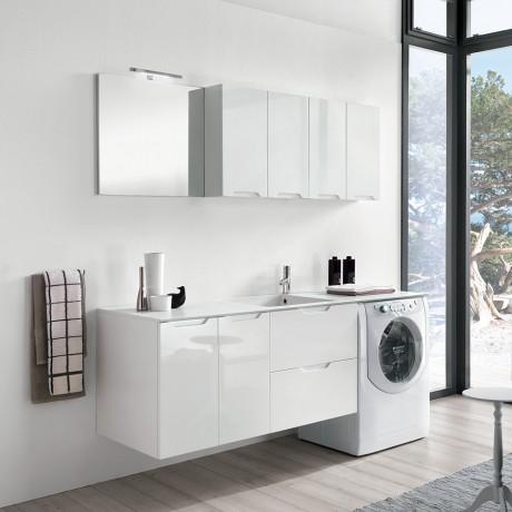 lavanderia in casa by Hafro Geromin