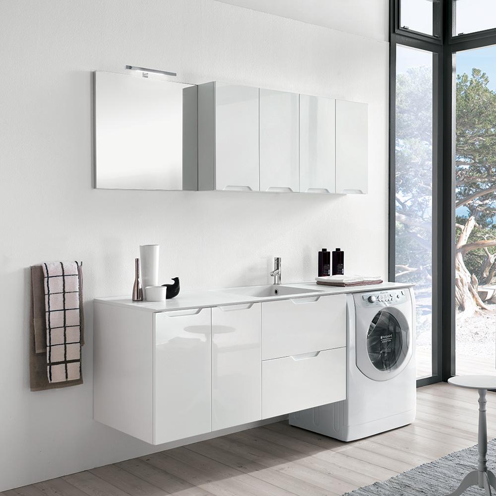Come creare uno spazio lavanderia organizzato in casa - Lavanderia in casa ...