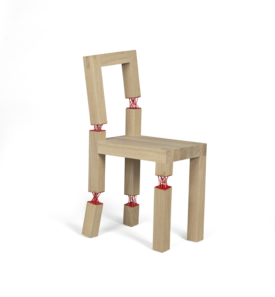 Il design nordico si diverte a giocare con le sedie for Sedie design nordico
