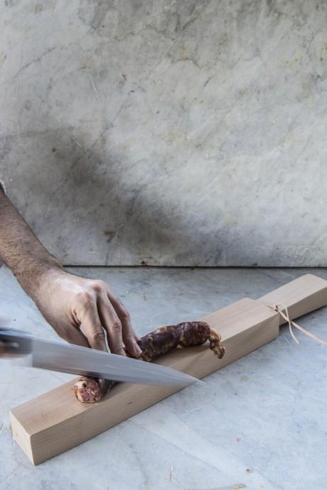 Utensili da cucina della tradizione mediterranea
