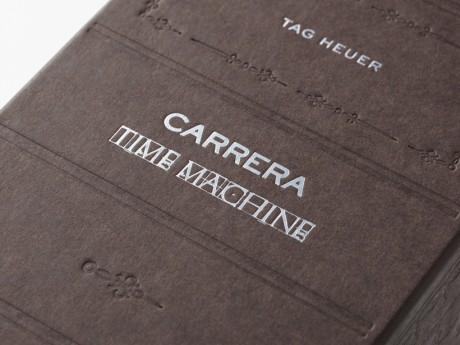 CARRERA TIME MACHINE DI NENDO PER TAG HEUER