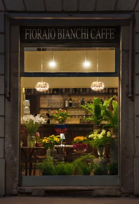 Kartell e Fioraio Bianchi, Milano