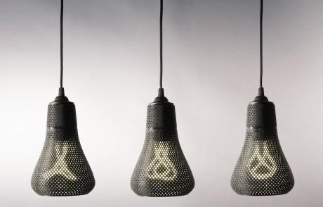 Lampade 3d by formaliz3d