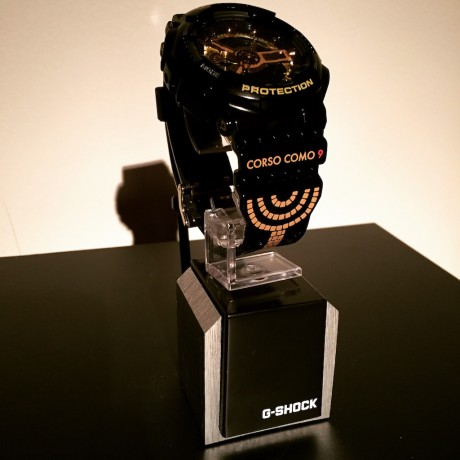 G-SHOCK CORSO COMO 1st ANNIVERSARY LIMITED EDITION