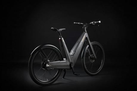 Leaos e-bike in carbonio