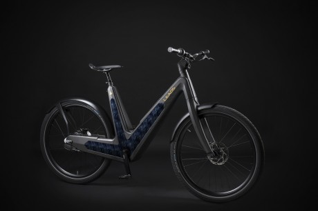 Leaos e-bike in carbonio