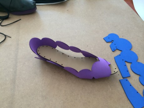 Another Shoe, le scarpe stampate in 3D