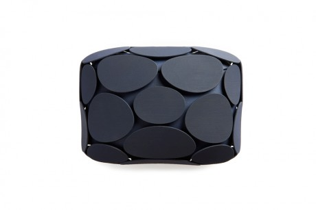 3D fashion: la clutch stampata in 3d. Design Odo Fioravanti