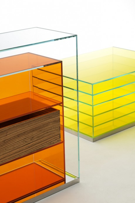 BOXINBOX: Philippe Starck for Glass Italia