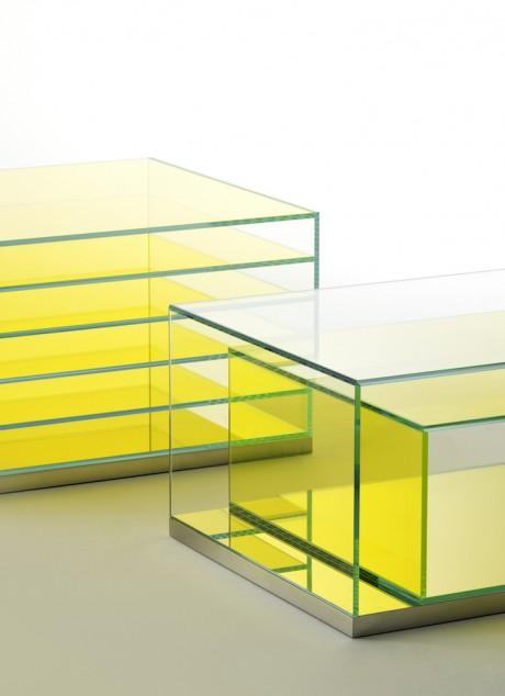 BOXINBOX: Philippe Starck for Glass Italia