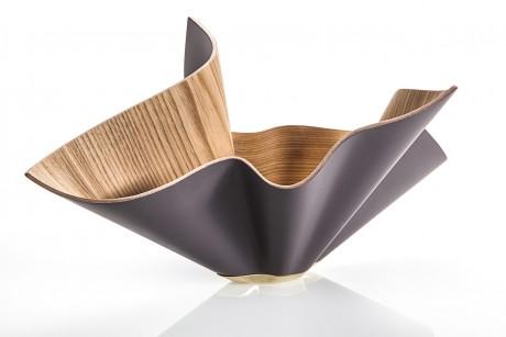 Oggetti in legno curvato